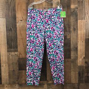 NWT Pappagallo Pink Pants Size 10